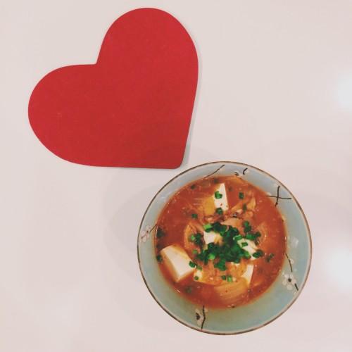 Kimchi Jjiage Soup