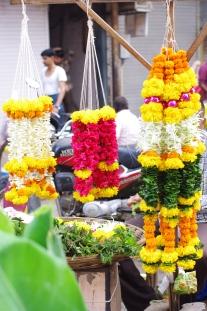 Bhuleshwar Flower Market