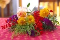 My farewell bouquet <3
